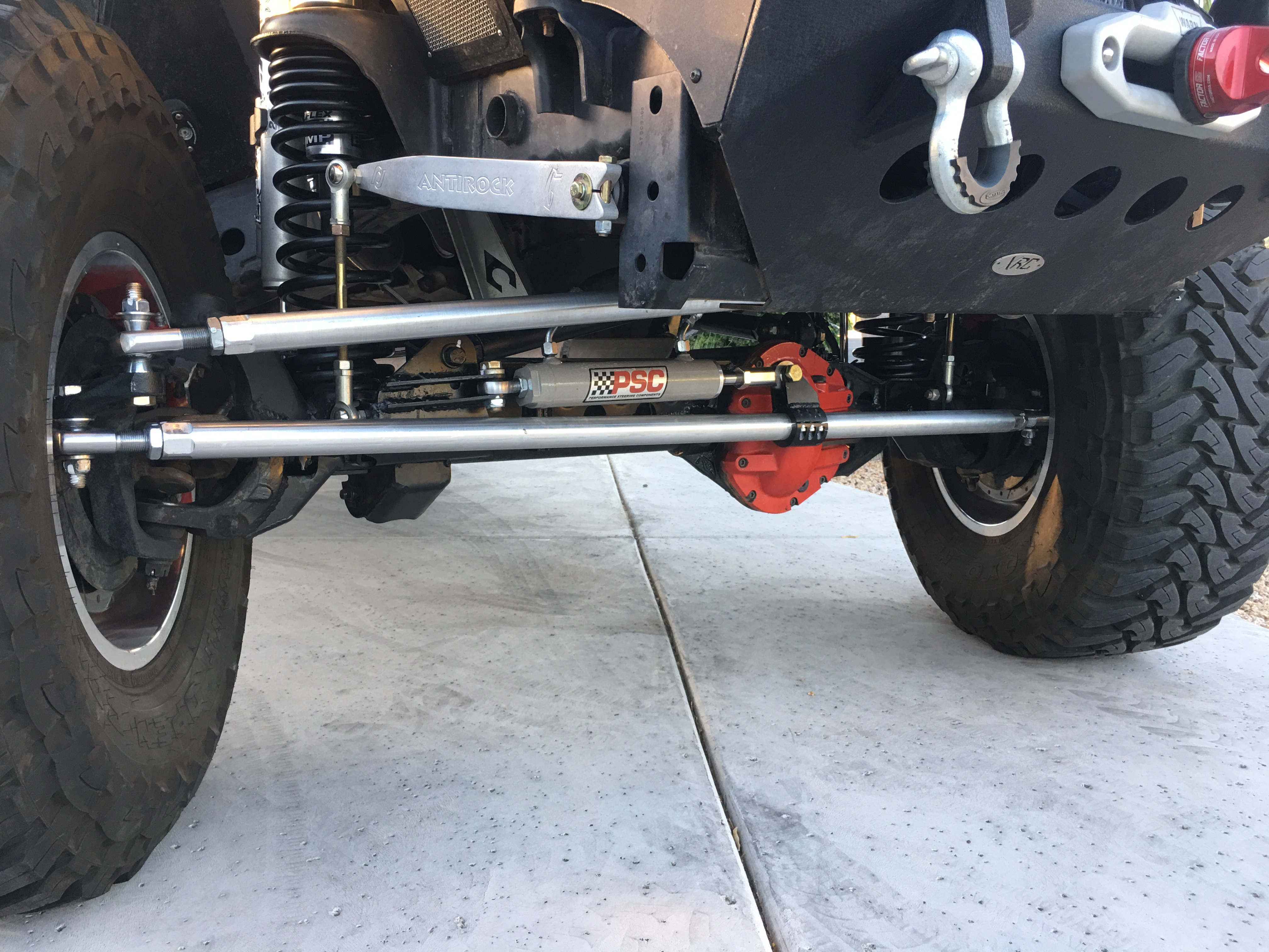 1 Steering Drag Link