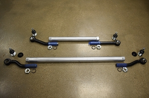 2.5 Ton JK HD 2'' Aluminum Steering Kit